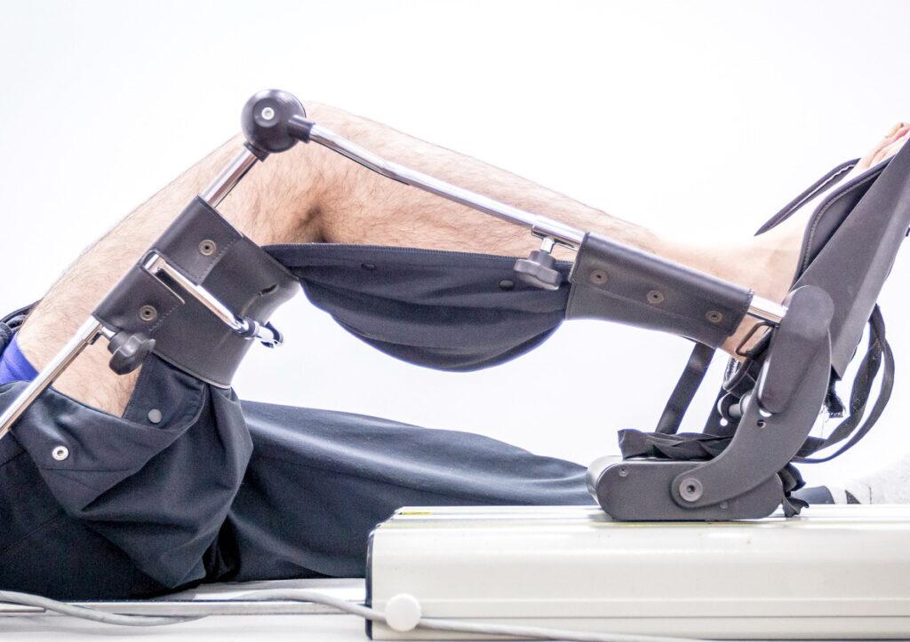 meccanoterapia fisioterapia
